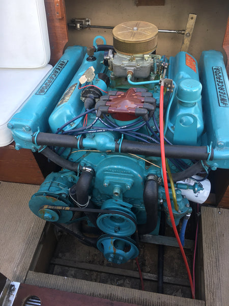1964 Lyman 21' I/O (Price Reduced and Motivated to Sell)