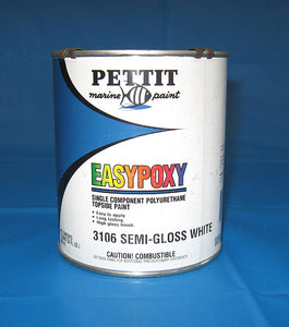 Pettit 3106 Easy Poxy Semi Gloss (white)