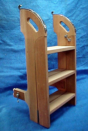 4 or 6 Step Transom Boarding Ladder