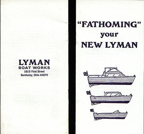 Fathoming Your Lyman Booklet
