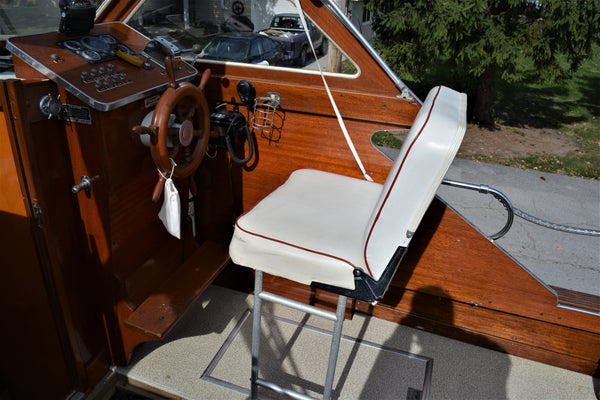 1968 Lyman 26' Express Cruiser