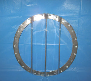 Chrome Hatch Ring