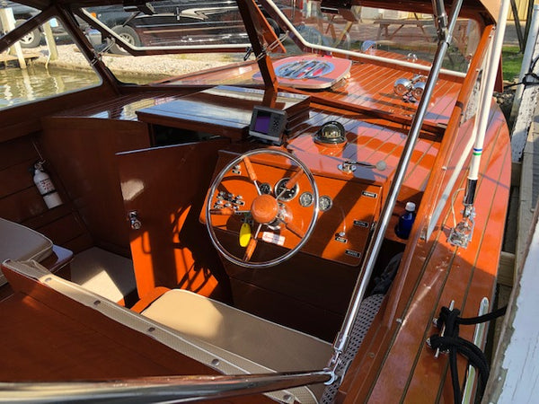 1964 Lyman 25' Sleeper