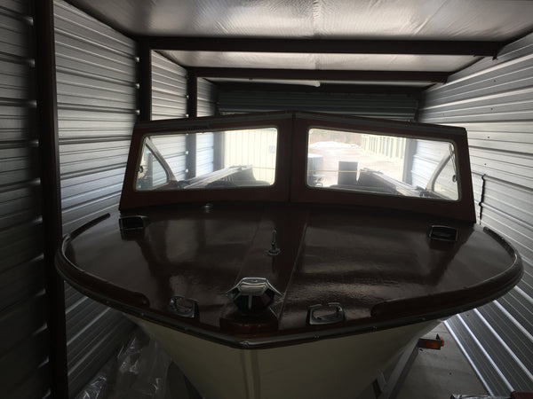 1970 Lyman 18' Outboard/Runabout