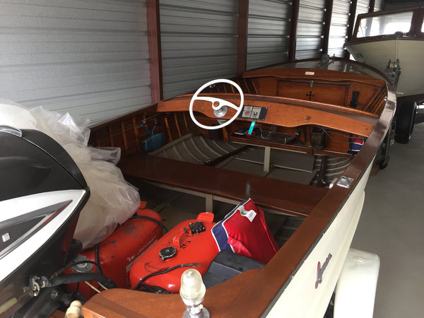 1954 Lyman 15' Outboard/Runabout