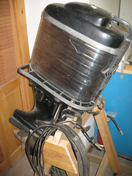 1960 Lyman 16.5' Outboard/Runabout
