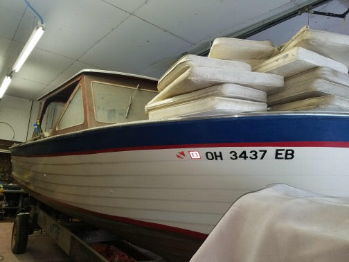 1964 Lyman 25' Sleeper (Price Reduced)