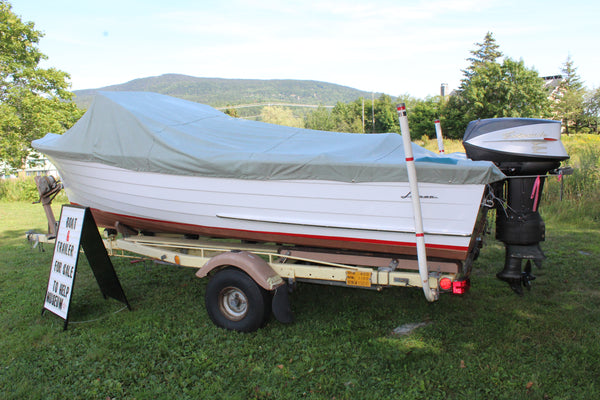 1964 Lyman 16' Outboard/Runabout (Price Reduced)