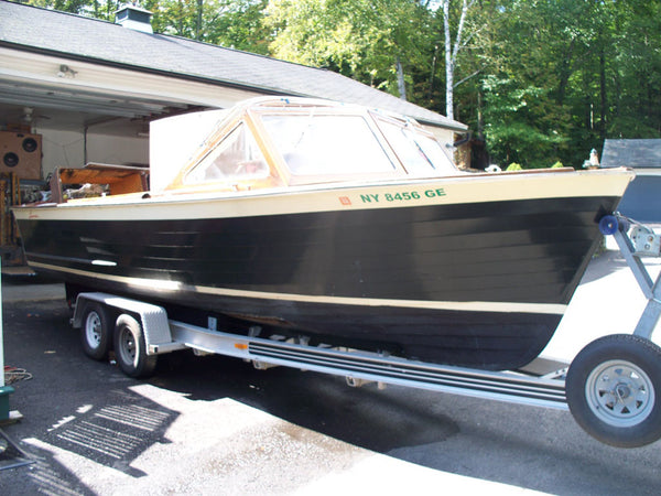 1965 Lyman 25' Sleeper