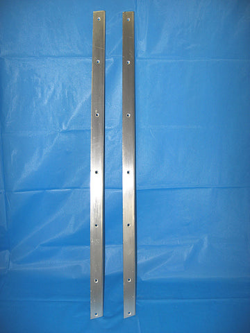 Stainless Steel Transom Trim
