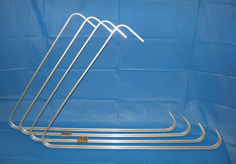 Aluminum Windshield Extrusion (NOS)