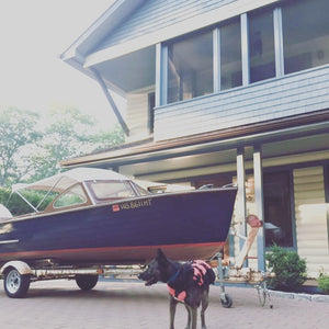 1957 Lyman 16.5' Outboard/Runabout (Price Reduced)