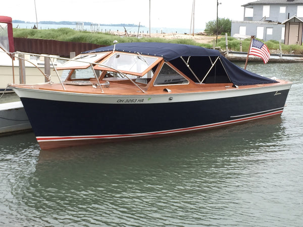 1967 Lyman 26' Cruisette (Price Reduced)