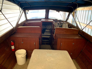 1968 Lyman 26' Sleeper