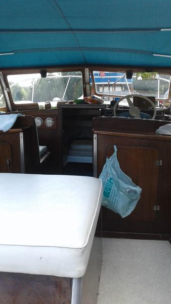 1962 Lyman 24' Sleeper