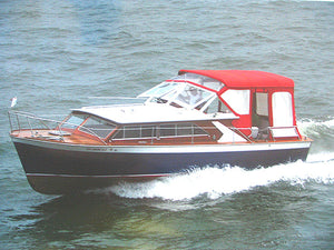 1970 Lyman 30' Express Cruiser