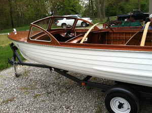 1958 Lyman 16' Outboard/Runabout