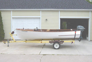 1946 Lyman 15' Outboard/Runabout