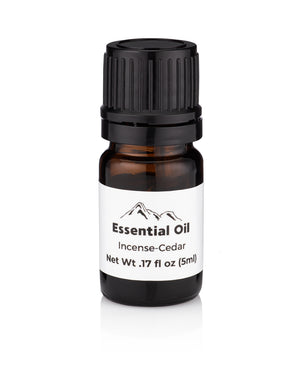 Incense-Cedar Essential Oil