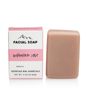 Mountain Rose Facial Soap Bar