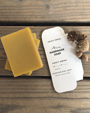 Craft Series Pumpkin Chai Soap Bar