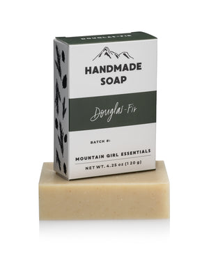 Douglas-Fir Soap Bar