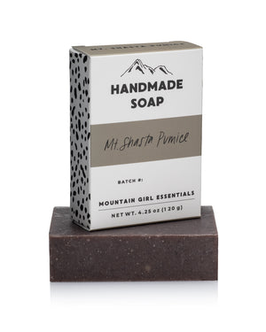 Mt Shasta Pumice Soap Bar