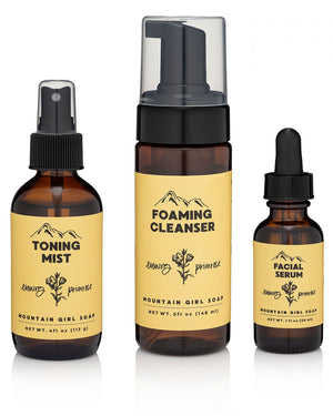 Evening Primrose Facial Bundle