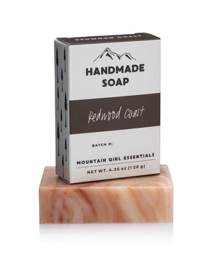 Redwood Coast Soap Bar