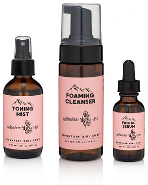 Mountain Rose Facial Bundle