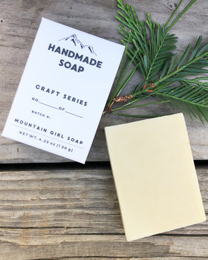Craft Series Wilderness Soap Bar