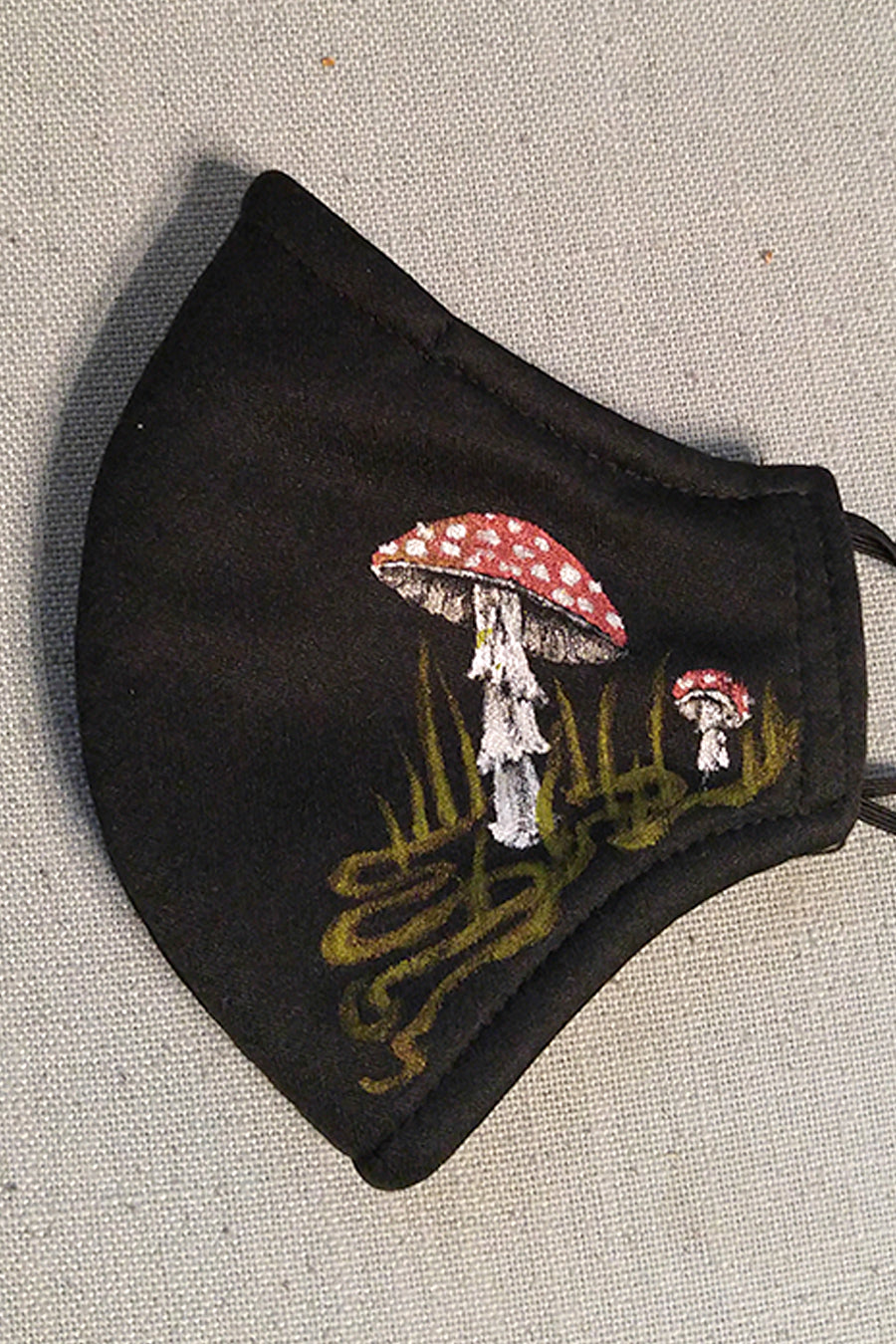 Toadstool Adult Size Artist Mask Donation