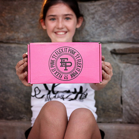 Flex it Pink Kids Monthly Subscription