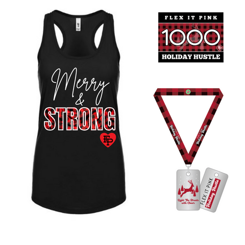 2020 FiP Holiday Hustle Tank Pack