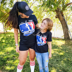 Team F.i.P Baseball Series Unisex Tee