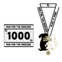 2021 Run for the Rescues MEDAL ONLY pack *Pre-Order*