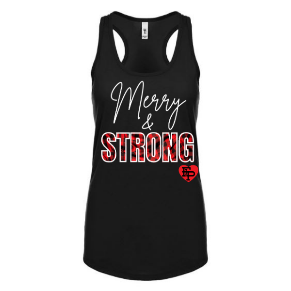 Merry & Strong Tank Only