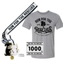 2021 Run For The Rescues Tee Pack *Pre-Order*
