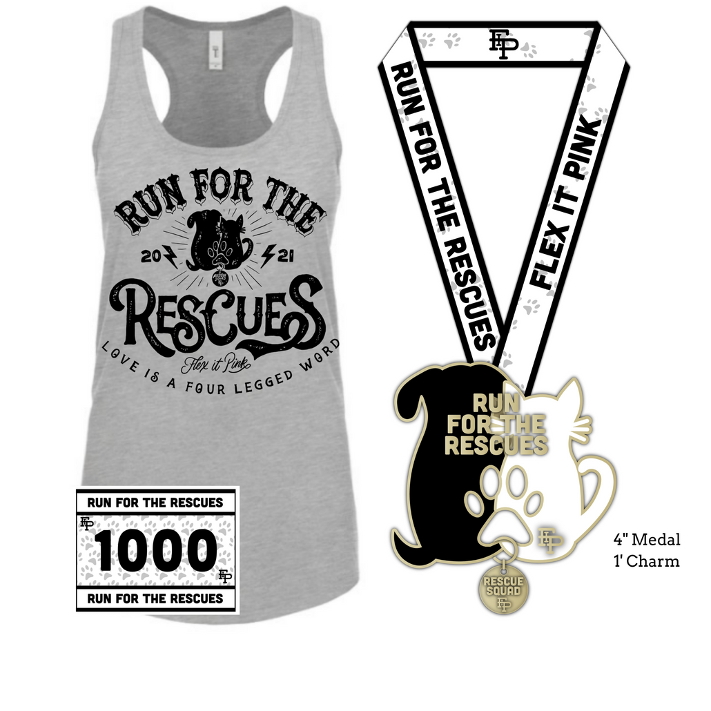 2021 Run for the Rescues Tank Pack *Pre-Order*