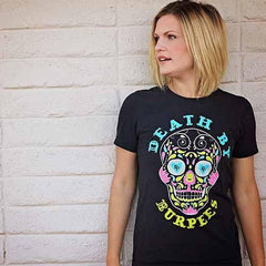 Death By Burpees Womens Tee