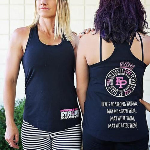 Here's to Strong Women Tank
