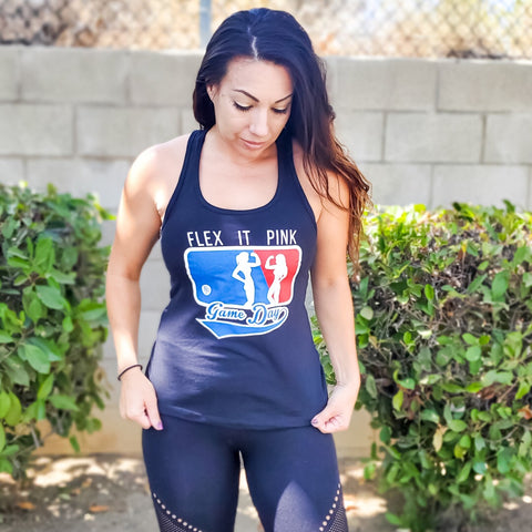 Team F.i.P Baseball Series Tank Top
