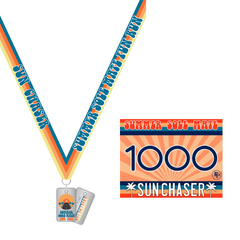 2020 Summer SoleMate Fun Run 5K/10K 2020 Series MEDAL ONLY Pack