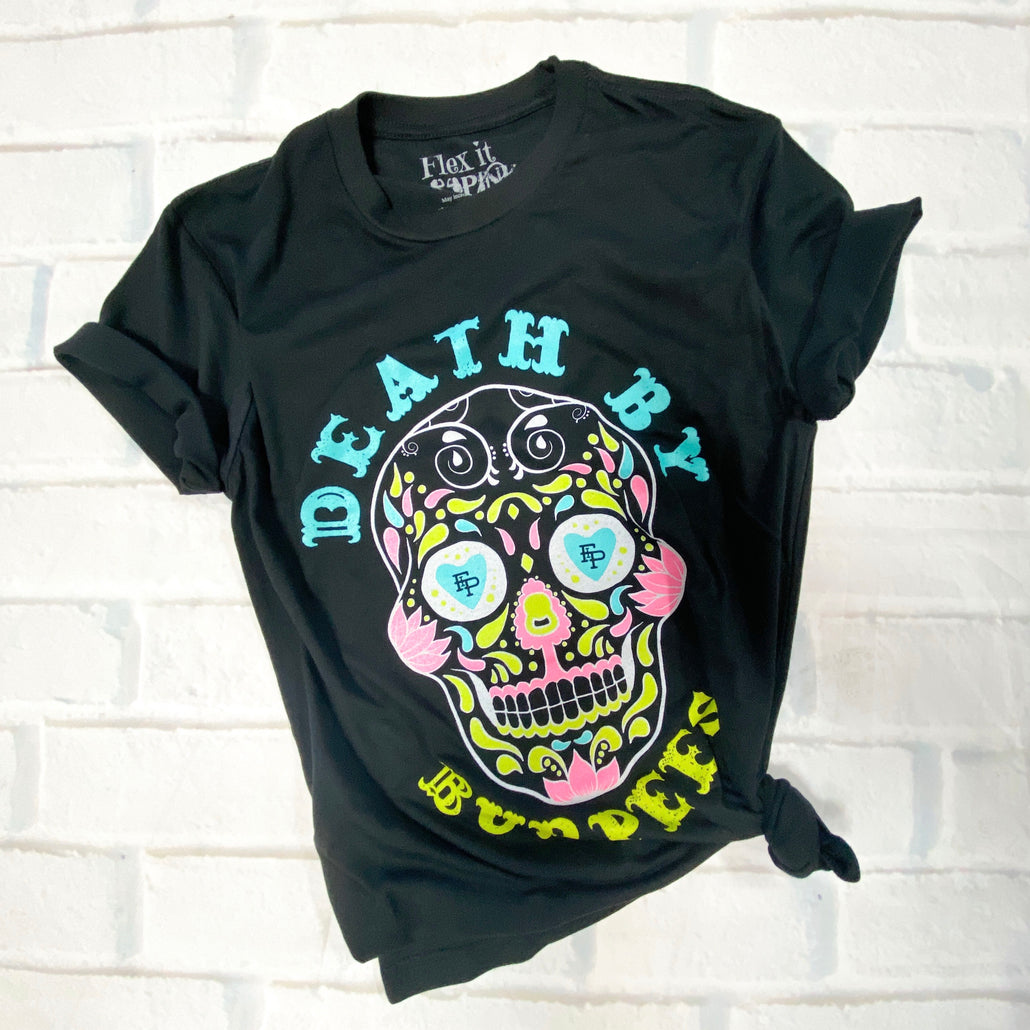 Death By Burpees Women's Tee