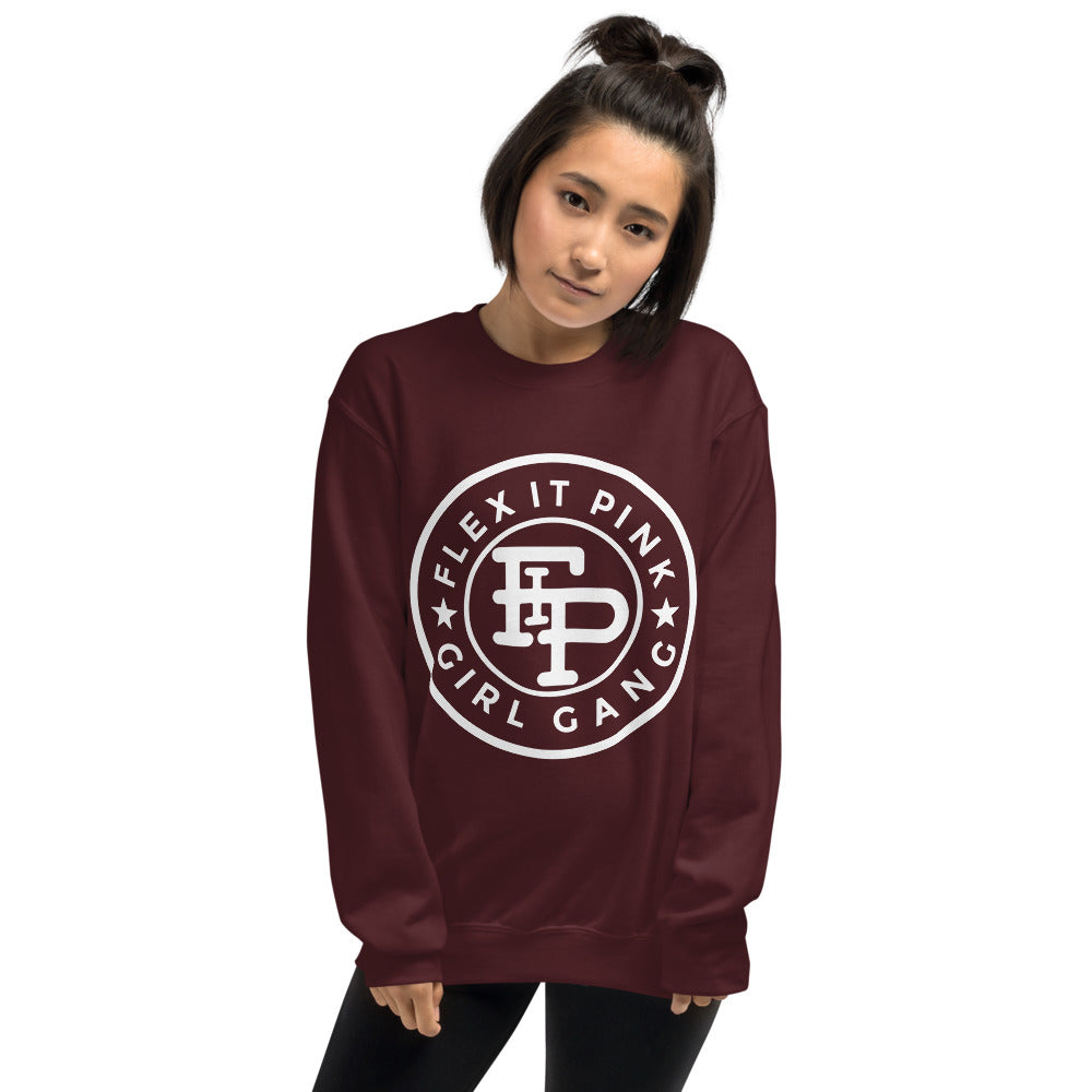 Girl Gang Unisex Sweatshirt
