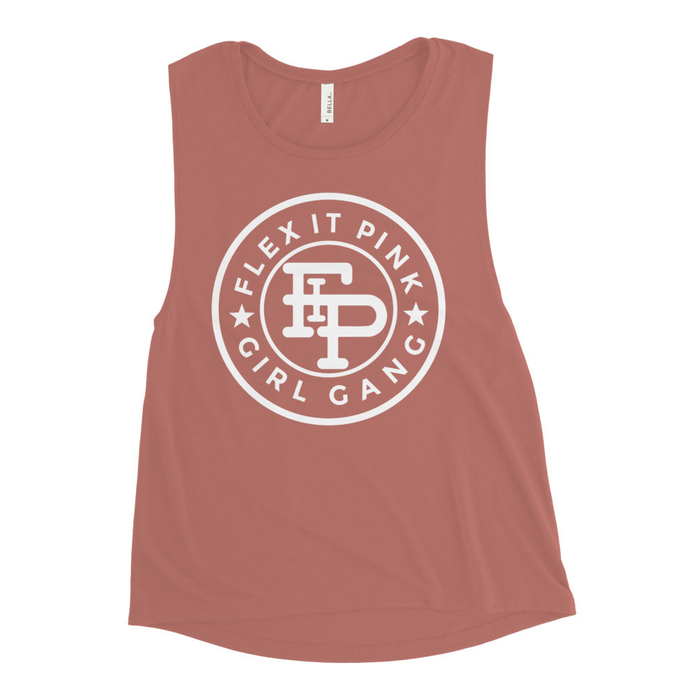 Girl Gang Muscle Tank