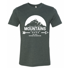 Move Mountains Unisex Tee