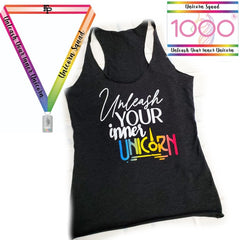 Unleash the Unicorn 5K/10K Tank Top Pack