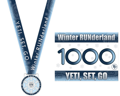 Yeti Winter Runderland Medal Only Pack