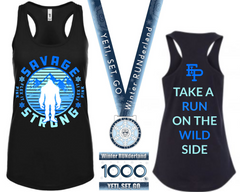 Yeti Winter RUNderland Tank Top & Registration